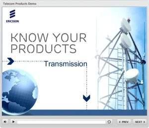 Telecom Products Demo