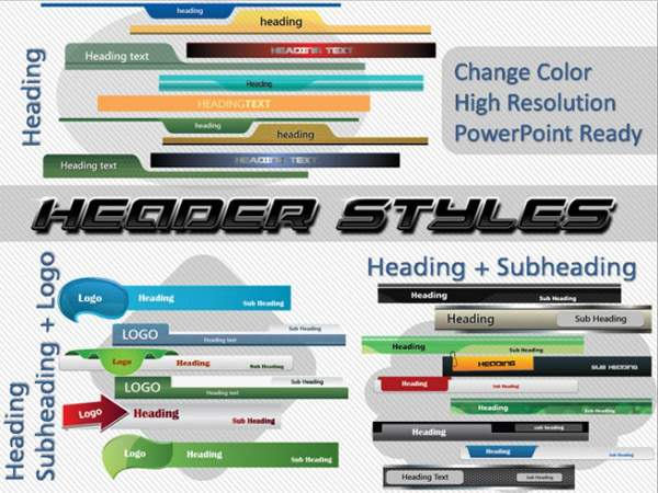 Header Styles - Eye Catching Headings - E learning Development