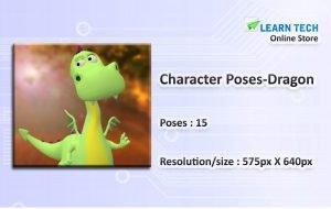 Character Poses - Dragon