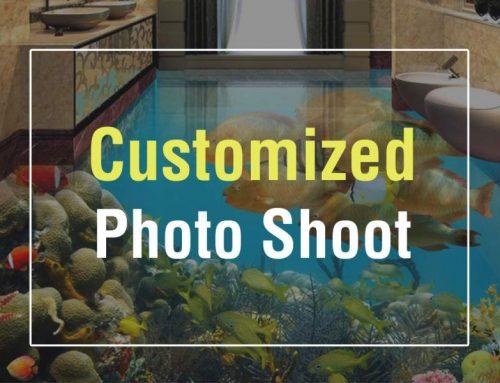 Customized Photo Shoot