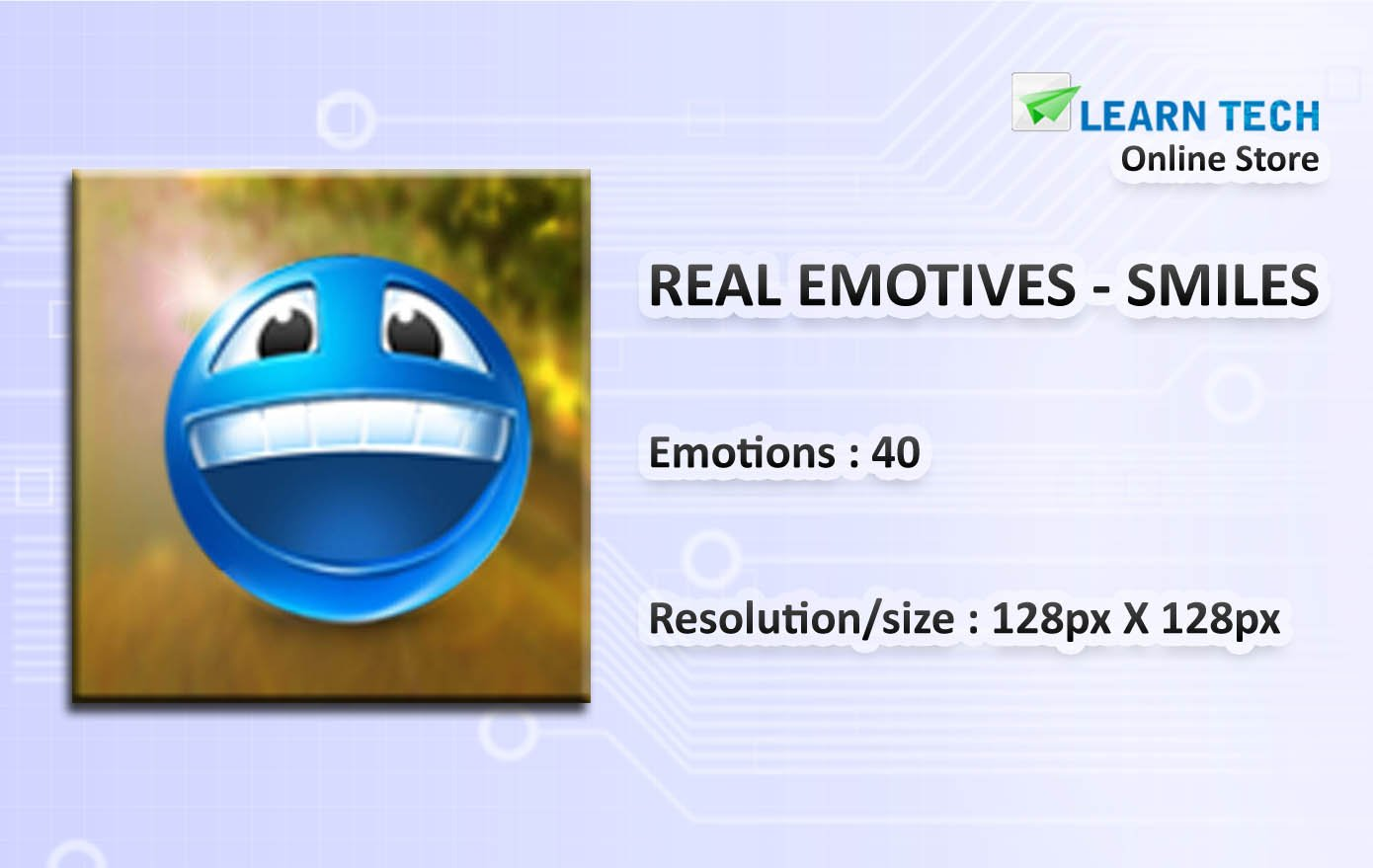 Real Emotive Smiles   Character Poses for Training decks