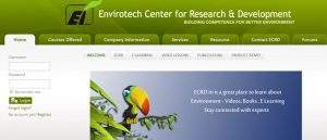 ECRD Web Portal