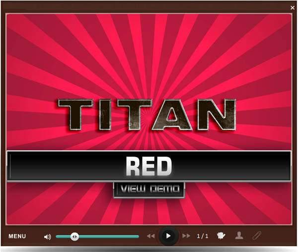 Articulate Skin : Titan - Articulate Skins