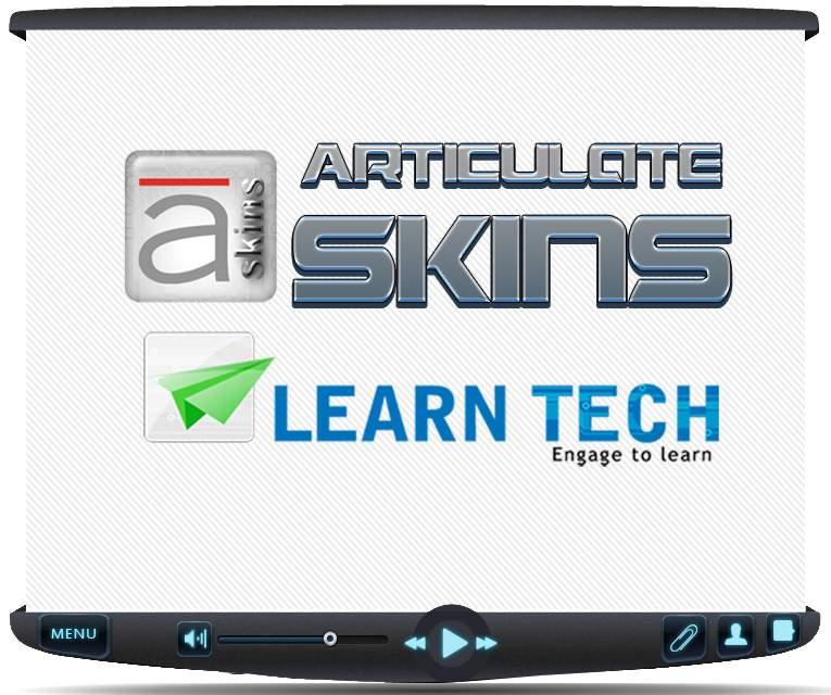 Articulate Skin : Tron Series - Articulate Skins