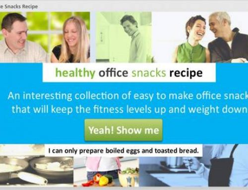 Healthy Office Snacks Recipe