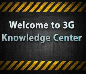 3G knowledge Center