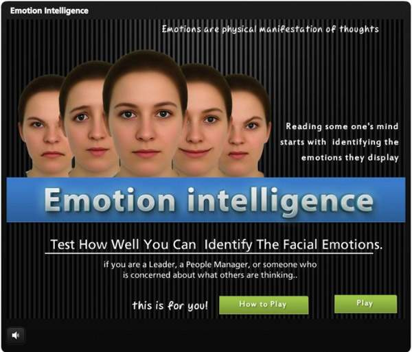 Emotion Intelligence - Online Psychometric Assessment - Personality Tests