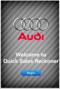 Audi Mobile App