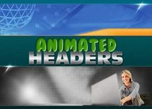 Animated Headers