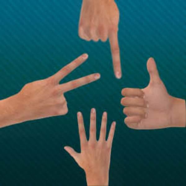 LearnTech - Hand Gestures