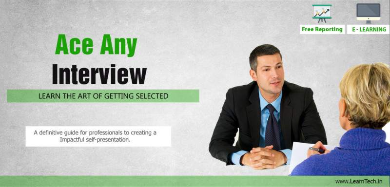 Ace Any Interview - Leadership Arsenal - off the shelf E learning