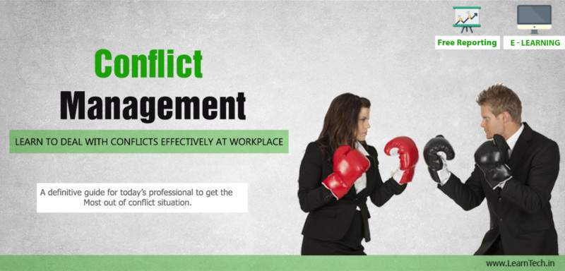 Conflict Management - Leadership Arsenal - off the shelf E learning