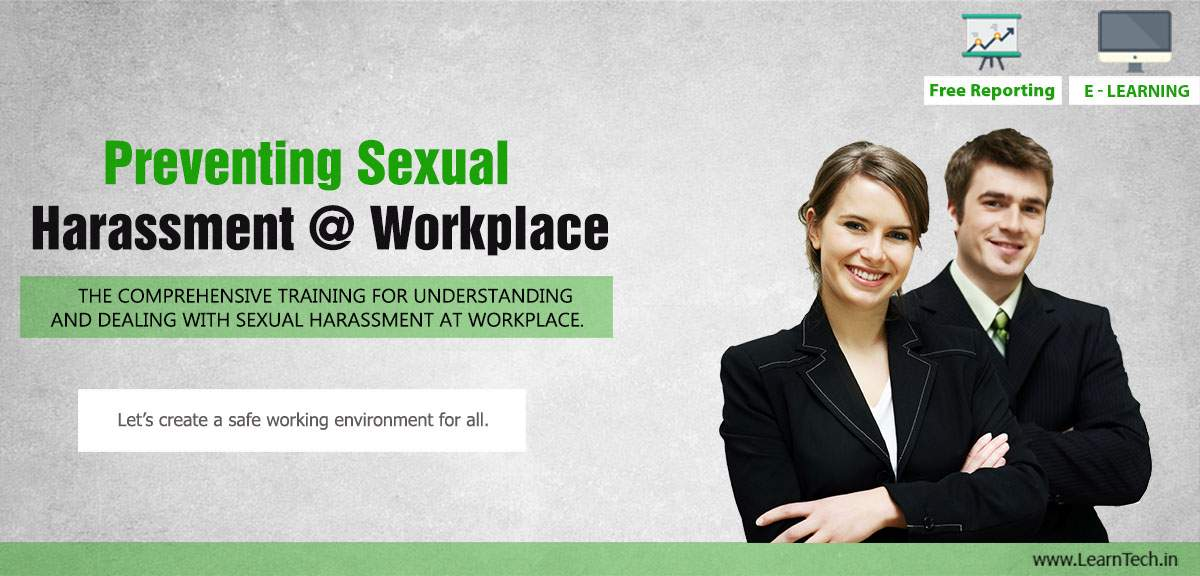 Preventing Sexual Harassment @ workplace - Leadership Arsenal - off the shelf E learning