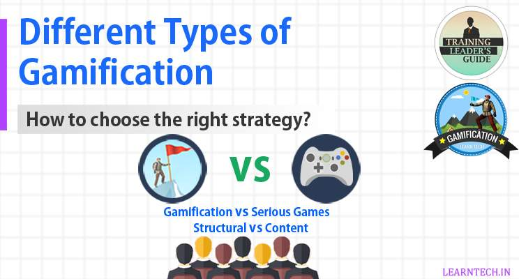 Types of Gamification- Games vs. Gamification- How to Choose the Correct Strategy? - Gamification in Learning