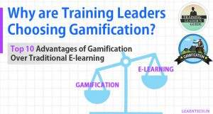 Benefits of Gamification for Organization Trainings