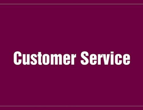 Customer Service – Magic Words
