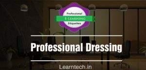 Professional Dressing