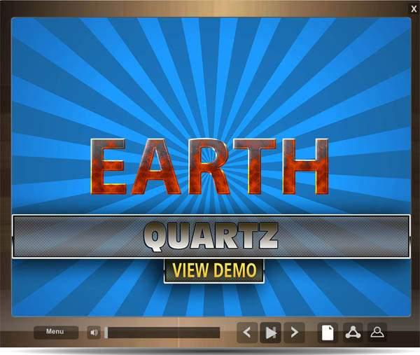 Articulate Skin : Earth