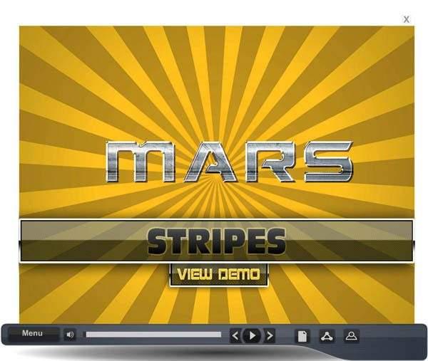 Articulate Skin : Mars