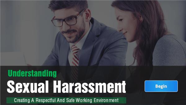 Understanding Sexual Harassment
