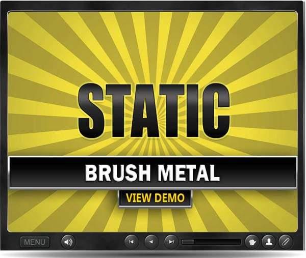Articulate Skin : Metal Series