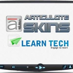 Articulate Skin : Tron Series