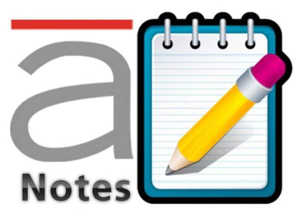 Articulate Widget : Notes Widget
