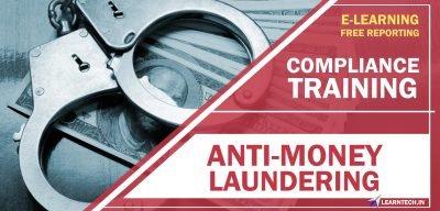 Anti-Money Laundering - Compliance Training - off the shelf E learning